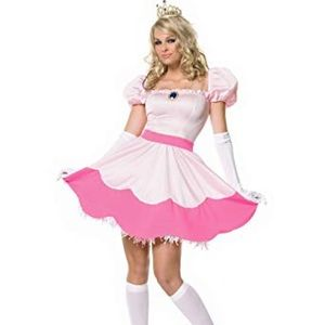 Leg Avenue Pink Princess Sexy Halloween Costume